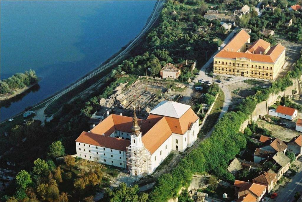 Franjevački samostan u tijeku obnove
