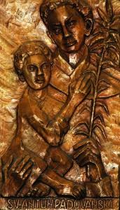 Reljef sv. Antuna Padovanskog