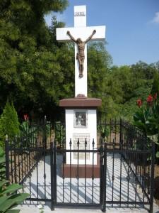 Križ na ulasku u Šibensku