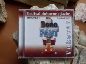Cd Bonofest 2007