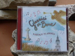 Cd Glasnici sv. Bone