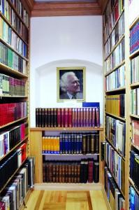 Darovane knjige Vinka Nikolića
