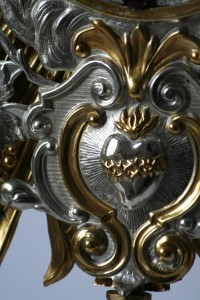 Detalj Eltzove Monstrance