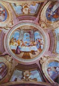 Oslik crkve