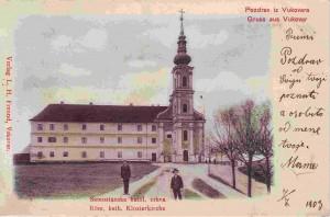 Razglednica Vukovara
