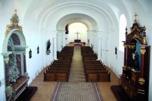 Crkva obnovljena iznutra
