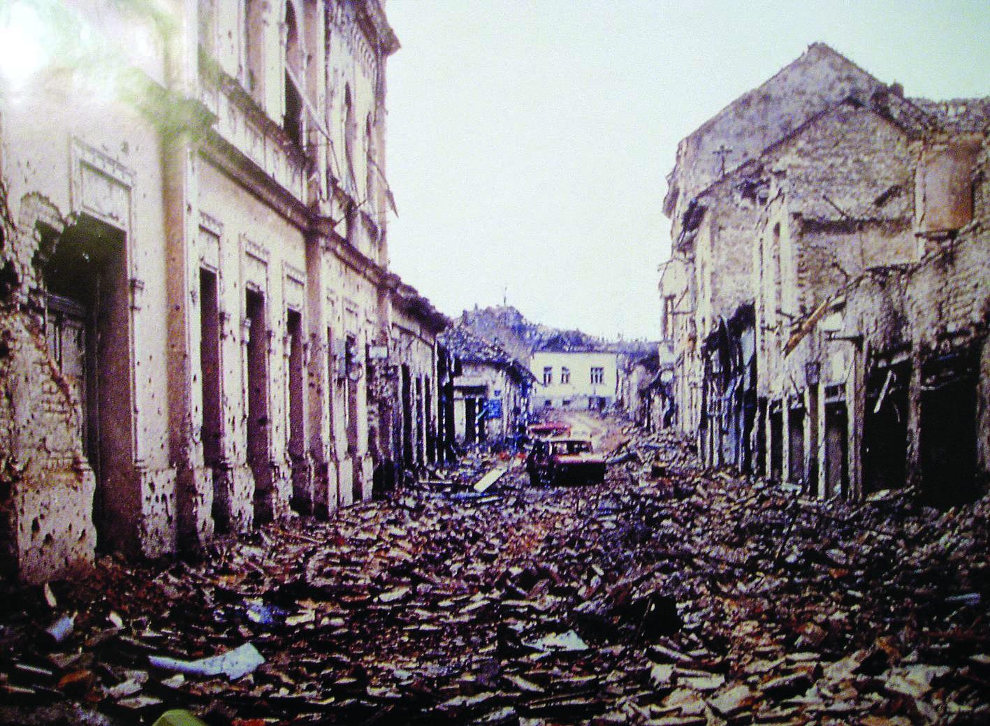 Istina O Vukovaru župa Sv Filipa I Jakova